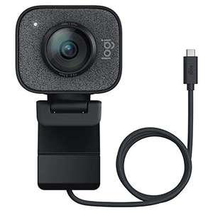 Logitech StreamCam Webcam, Full 1080p HD 60FPS (Used: Like New) £65.37 @ Amazon Warehouse