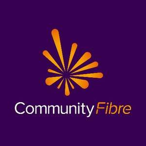 Community Fibre broadband 400mbps @ £27.50pm 150mbps @ £20pm on 24 months contract at Community Fibre (London only)