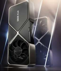 GeForce RTX™ 3090 Founders Edition - £1410.49 Delivered @ Scan