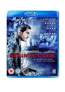 Source Code [Blu-ray] £1.82 (+£2.99 Non prime) Delivered @ Amazon