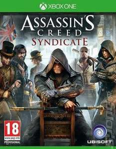 Assassin's Creed Syndicate Xbox One Pre-owned £4.89 @ Music Magpie