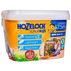 Hozelock superhoze 7.5m £7.50 in Tesco Transit Way Plymouth