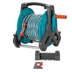 Gardena Classic wall-fixed Hose Reel 50 Set £37.65 delivered at Amazon