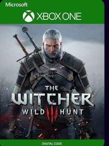 The Witcher 3: Wild Hunt (Xbox One) Xbox Live Key £2.11 @ Best Deals via Eneba