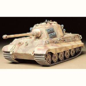 TAMIYA 35164 King Tiger Tank 1:35 Military Model Kit only £25.95 delivered @ Jadlam Toys and Models