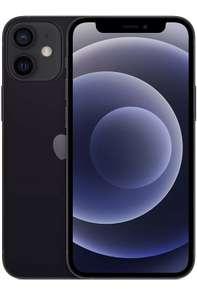 NEW Apple iPhone 12 mini 5G iOS Smartphone 64GB Dual-Sim Unlocked - Black £479.99 with code @ cheapest_electrical / eBay