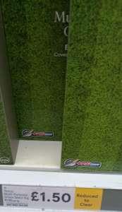 Tesco Multi Purpose Grass Seed - Clearance @ £1.50 Tesco Ipswich Road, Norwich.