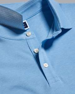 Tyrwhitt Pique Polo Shirts £29.90 delivered @ Charles Tyrwhitt