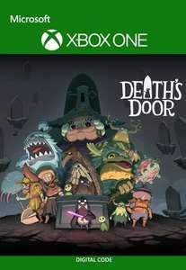 Death's Door Xbox One - Series S/X - Argentina via VPN £3.34 using code @ Eneba/All For Gamers