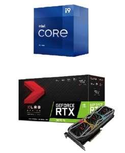 PNY RTX 3070 Ti 8GB XLR8 Gaming REVEL EPIC-X Graphics Card + Intel i9 11900 Processor Bundle £1063.48 delivered @ Ebuyer