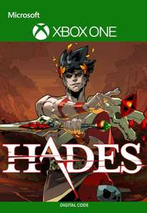Hades [Xbox One / Series X|S - Argentina via VPN] - £4.59 using code @ Eneba / Igrai