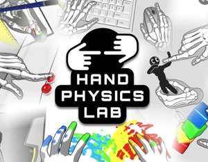 Hand Physics Lab £5.99 @ Oculus Quest store