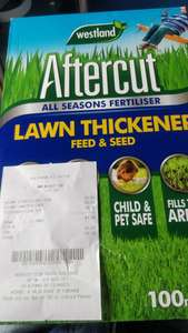 After Cut Feed and Seed 50p instore @ B&M (Rhyl)