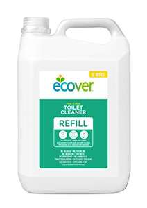 Ecover Pine & Mint Toilet Cleaner, 5L - £6.67 Prime (+£4.49 Non-Prime) @ Amazon