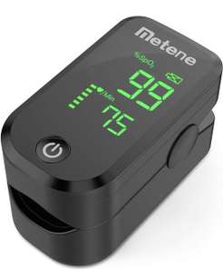 Pulse Oximeter - £9.99 (+£4.49 Non-Prime) - Sold by MeiMi / Fulfilled by Amazon @ Amazon