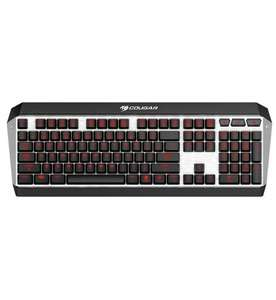 Cougar Attack X3 Cherry MX Brown Switches Gaming Keyboard £39.99 + delivery @ Box
