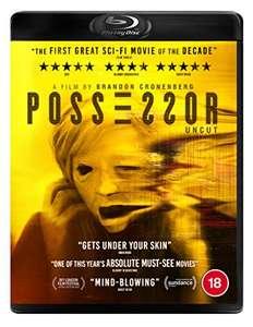 Possessor [Blu-ray] - £5.95 Prime @ Amazon (+£2.99 non Prime)