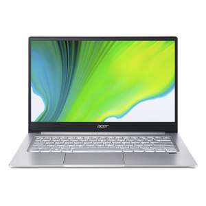 Acer Swift 3 Ultra-thin Laptop   SF314-59   Silver £809.99 at Acer Shop