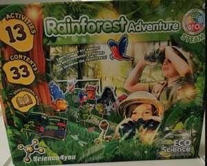 Rainforest adventure £2.50 @ Tesco Southend