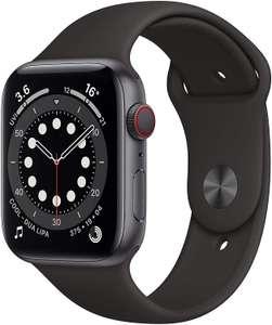 Apple Watch Series 6 44ml GPS + CELLULAR Black £409 @ Amazon