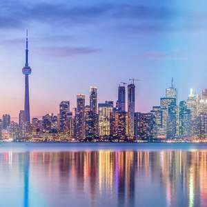 Direct return flight to Toronto - £263.77 (Departing LGW / Oct - Nov Departures) @ Air Transat