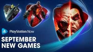 PlayStation Now (September 2021) - Tekken 7, Killing Floor 2, Final Fantasy VII, Ghost of a Tale, Moonlighter, Windbound & Pathfinder