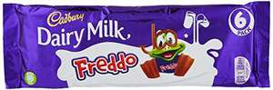 Cadbury Freddo 6 Bar Multipack (108g) £1 or 95p with S&S (+£4.49 non Prime) Delivered @ Amazon