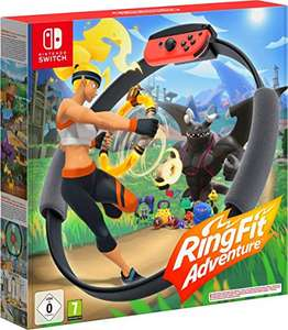 Ring Fit Adventure - [Nintendo Switch] (used-very good) £39.14 @ Amazon Germany (UK Mainland)