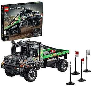LEGO Technic 42129 4x4 Mercedes-Benz Zetros off-road truck £205.53 (UK mainland) at Amazon Germany