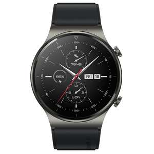 Huawei Watch GT 2 Pro Sport, Black Like New £114.95 @ Amazon Warehouse Germany