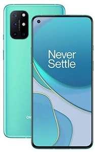 OnePlus 8T | 6.55-Inch 120 Hz FHD+ Fluid Display | Quad Camera | 65W Smartphone - £329.44 (UK Mainland) @ Amazon Germany