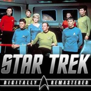 iTunes - Star Trek: The Original Series (Remastered HD), The Complete Series - £24.99