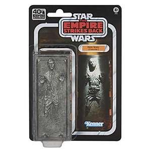Star Wars The Empire Strikes Back Han Solo in Carbonite 40th Anniversary Action Figure £9.99 (Prime) + £4.49 (non Prime) at Amazon