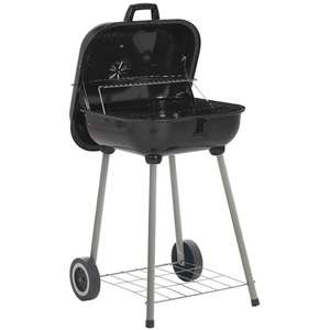 Wilko Square Charcoal BBQ - £18 + £5 Delivery @ Wilko