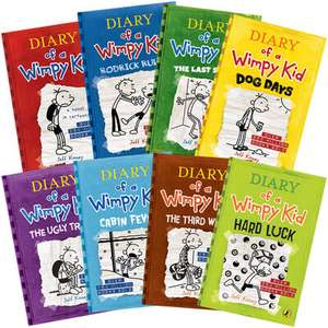 40% off over 110 items@ TheWorks.co.uk instore and online - Diary of a Wimpy Kid 8 book box set - £12 (Free Click & Collect)