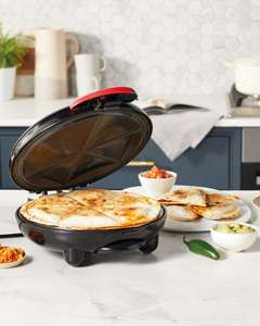 Ambiano Quesadilla Maker Special Buy Online Only £16.99 + £2.95 delivery at Aldi