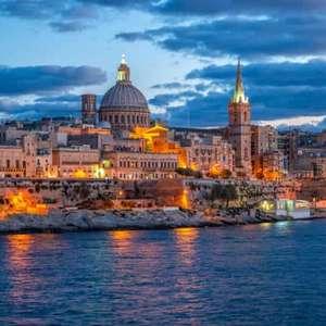 5 Night 4* Malta Stay (Nov departure / Departing London Luton) - £85.50p/p (£171 total) @ Booking.com