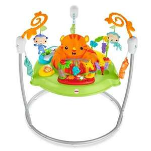 Fisher-Price Roarin' Rainforest Jumperoo £63 Free Click & Collect @ Asda George