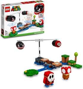 LEGO Super Mario 71366 Boomer Bill Barrage Expansion Set Buildable Game - £13 (+£4.49 Non Prime) @ Amazon