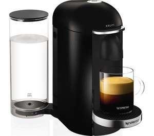 Vertuo Machine - 50 Capsules ONLY £69 using code @ Nespresso