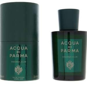 ACQUA DI PARMA Colonia Club Eau De Cologne 100ml - £49.99 (+ £1.99 Click & Collect / £3.99 delivery) @ TK Maxx