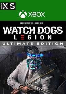 Watch Dogs Legion Ultimate Edition (Xbox One/Series S|X) - £32.89 @ CDKeys
