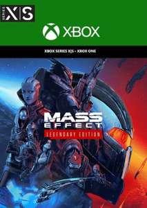 Mass Effect Legendary Edition [Xbox One/Series S|X] (Digital) - £34.19 @ CDKeys
