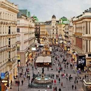 Direct return flight to Vienna (Departing London Luton / Sept - Nov departures) - £8.98 @ WizzAir