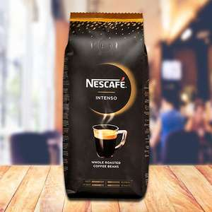 2x Nescafe Intenso Whole Roasted Coffee Beans 1Kg Bags (Best Before 05/10/2021) - £10 delivered @ Yankee Bundles
