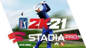 PGA TOUR 2K21 [Google Stadia] - Free for Stadia Pro Subscribers @ Google Stadia