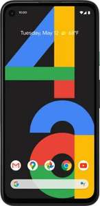 Google Pixel 4a + 20GB SIM Unlimited Minutes & Texts Total cost over 2 years £389.75 @ Mobiles.co.uk