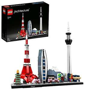 LEGO Architecture 21051 Tokyo Skyline Collection £35.27 delivered at Amazon Germany
