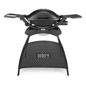 Weber® Q2000 Black With Stand £279 Delivered @ Wowbbq