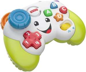 Fisher-Price FWG12 Game and Learn Controller. £7 (£4.49 p&p non prime) @ Amazon